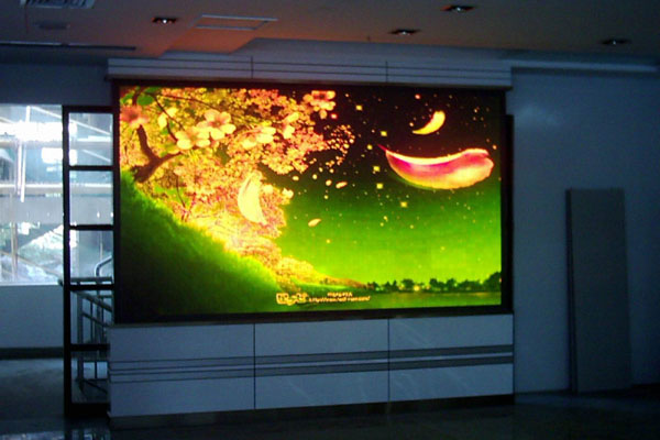 P10 double color message LED display screen