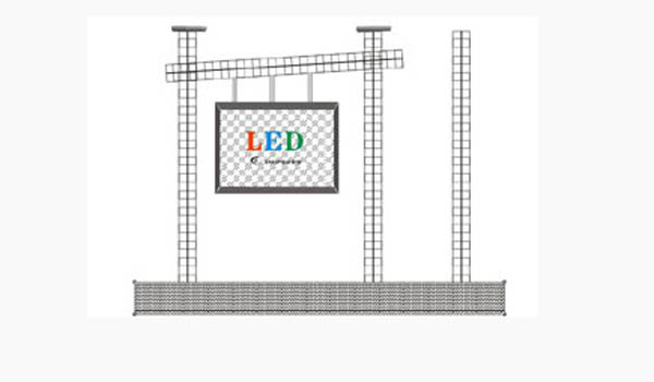 Entertainment Led Display Stage Background Led Display