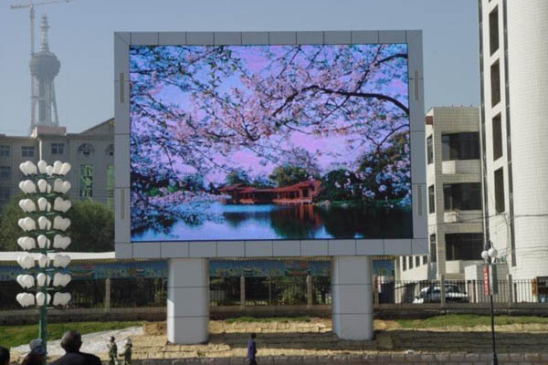 PH8mm led display screen